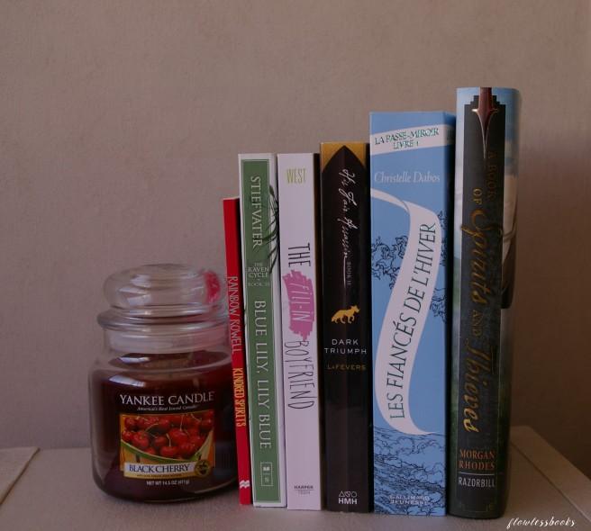 April book haul