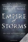 empire of storms not the cover