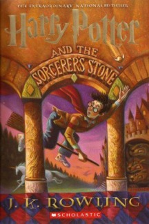 Harry Potter and the sorcerer stone