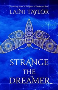 Strange the dreamer cover UK