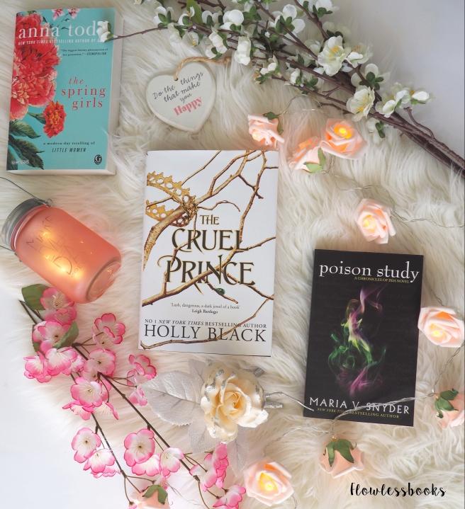 January 2018 book haul